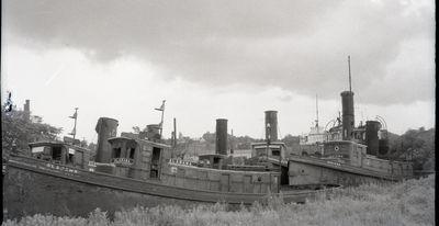 INDIANA (1911, Tug (Towboat))
