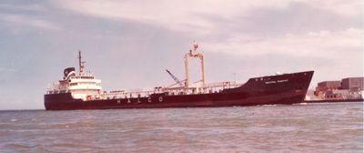 INDUSTRIAL TRANSPORT (1969, Tank Vessel)