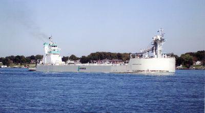 INNOVATION (2006, Barge)