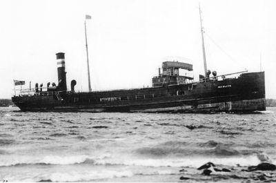 IOCOLITE (1916, Tank Vessel)