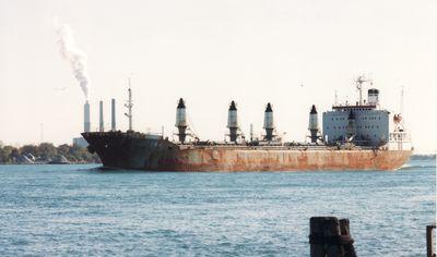 IRA (1979, Ocean Freighter)
