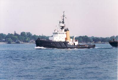 IRVING ELM (1980, Tug (Towboat))