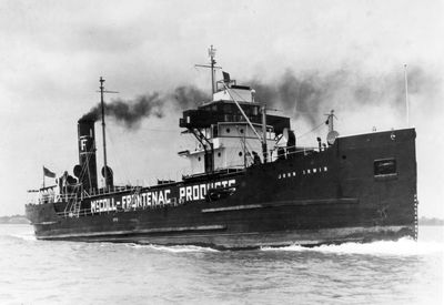 JOHN IRWIN (1929, Tank Vessel)