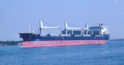 ISA (1999, Bulk Freighter)
