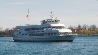 ISLAND QUEEN V (1975, Ferry)