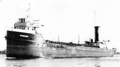 ITORORO (1920, Bulk Freighter)