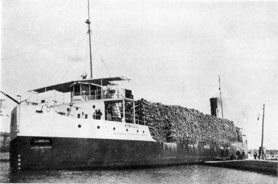 KINGDOC (1927, Bulk Freighter)