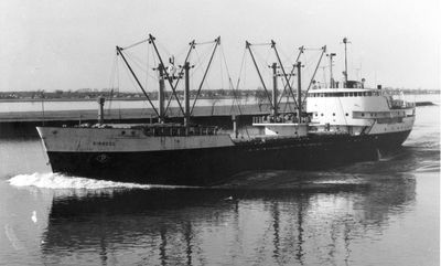 KINGDOC (1963, Package Freighter)