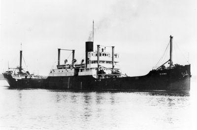 KIOWA (1920, Package Freighter)