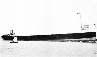 JACOB T. KOPP (1907, Bulk Freighter)