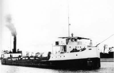 LACHINEDOC (1927, Bulk Freighter)