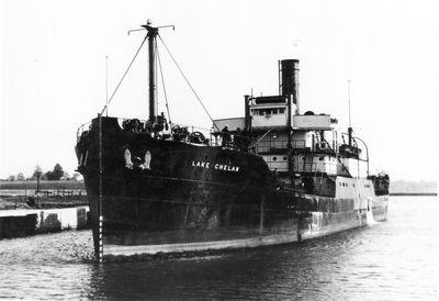 LAKE CHELAN (1918, Bulk Freighter)