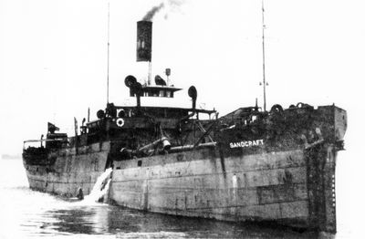 LAKE CLEAR (1918, Bulk Freighter)