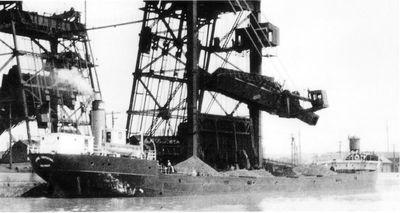 LAKE CRYSTAL (1918, Bulk Freighter)