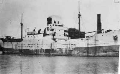LAKE FARISTELL (1918, Package Freighter)