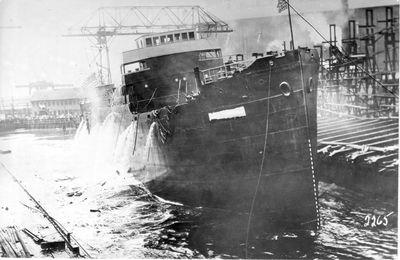 LAKE FERNANDO (1919, Bulk Freighter)