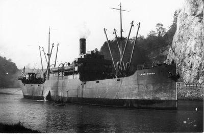 LAKE FONDA (1919, Package Freighter)