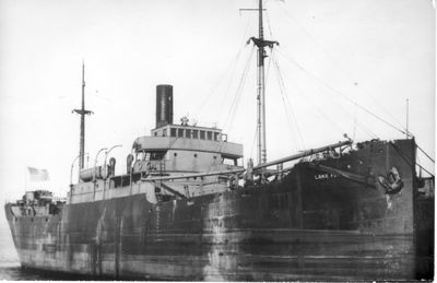LAKE FOSSIL (1919, Package Freighter)