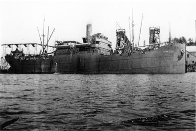 LAKE FRIO (1919, Package Freighter)