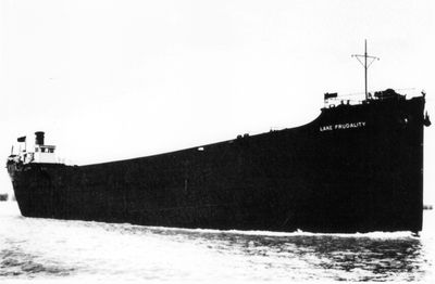 LAKE FRUGALITY (1919, Package Freighter)