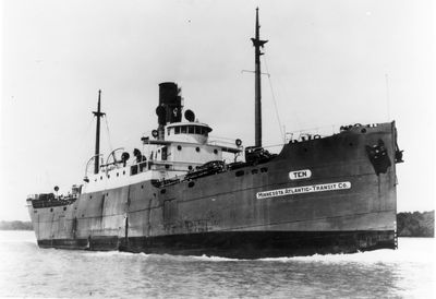 LAKE GILTEDGE (1919, Package Freighter)