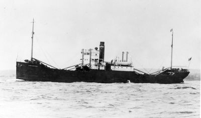 LAKE KYTTLE (1918, Package Freighter)