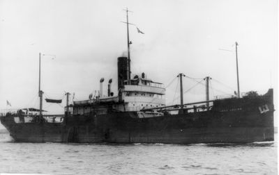 LAKE LOUISE (1918, Package Freighter)