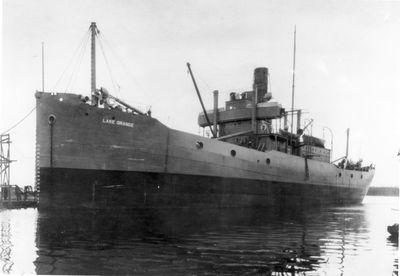 LAKE ORANGE (1918, Package Freighter)