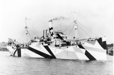 LAKE OSWEYA (1918, Package Freighter)