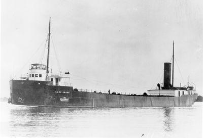 LAKE SHORE (1901, Bulk Freighter)