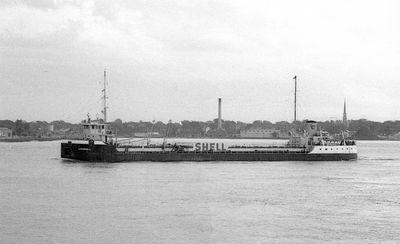 LAKESHELL (1940, Tank Vessel)