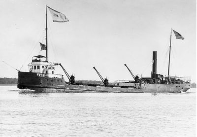 JOHN LAMBERT (1903, Bulk Freighter)