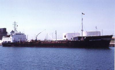 LANA (1967, Tank Vessel)