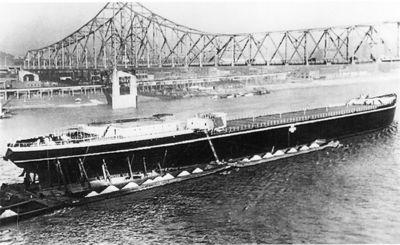 SCOTT E. LAND (1946, Naval Vessel)
