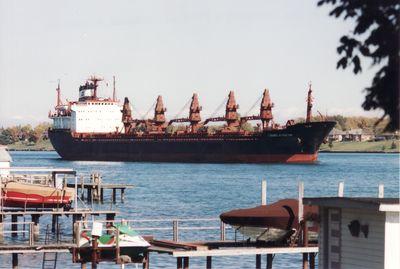 LANTAU TRADER (1978, Ocean Freighter)