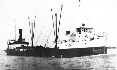 LAWRENDOC (1929, Bulk Freighter)