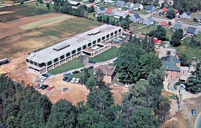 South Muskoka Memorial Hospital, Bracebridge.