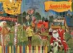 Santa's village brochure front