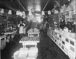 Hutchison's store, Bracebridge.