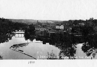 Bracebridge, 1910