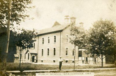 Public School, Bracebridge, Ont