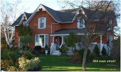 Macklam House, 364 Main Street, Brighton, Ontario