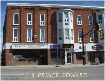 39 Prince Edward, Brighton, Ontario