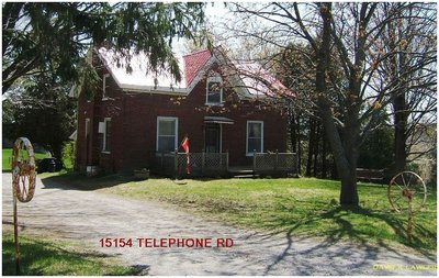 15154 Telephone Road, Brighton, Ontario