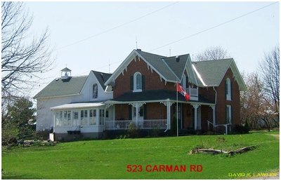 523 Carman Road, Brighton, Ontario