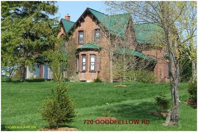 720 Goodfellow Road, Brighton, Ontario