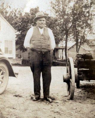 Ralph Ambrose Ames