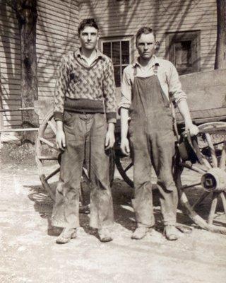 Wilfert and Wilbert Wright
