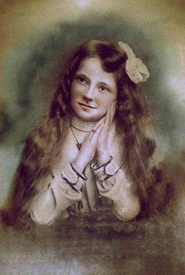 Mary Eleanor (Nellie) Fenton