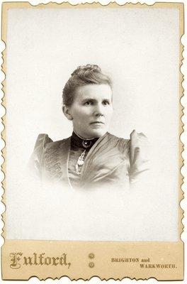 Hannah (Fiddick) Chadsey